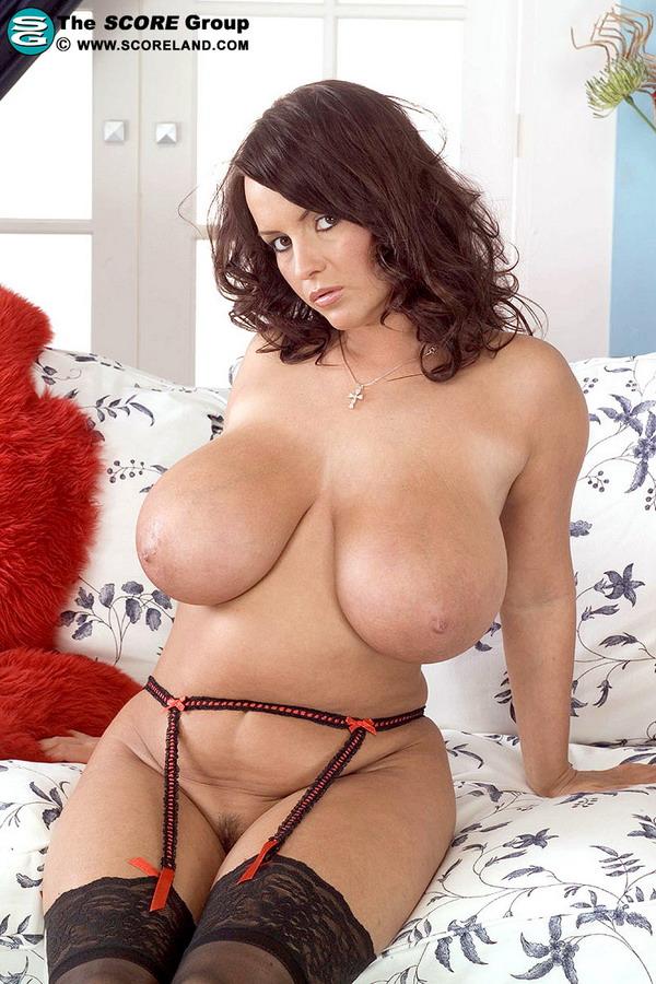 мамочка с большой грудью-чж3