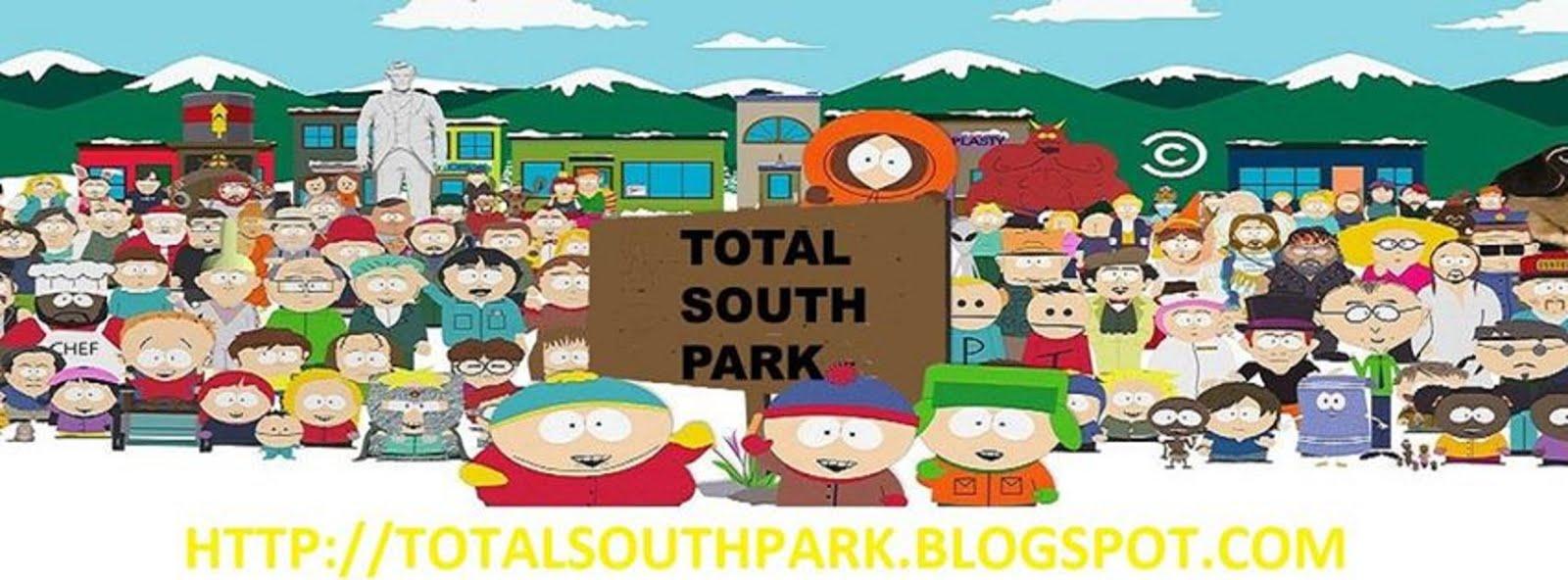 Total South Park - Todas Las Temporadas En Español Latino