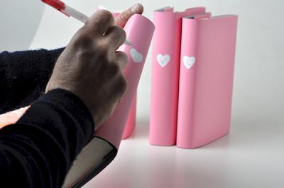 como hacer decoraciones de san valentin