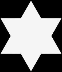 Estrella De Seis Puntas De Plata Estrella De Ocho Puntas De Gules El