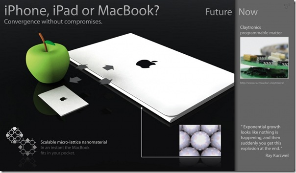 Concept MacBook by Tommas Gecchelin Seen On www.coolpicturegallery.us
