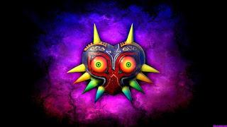 Fondo de Pantalla Majoras Mask 3D