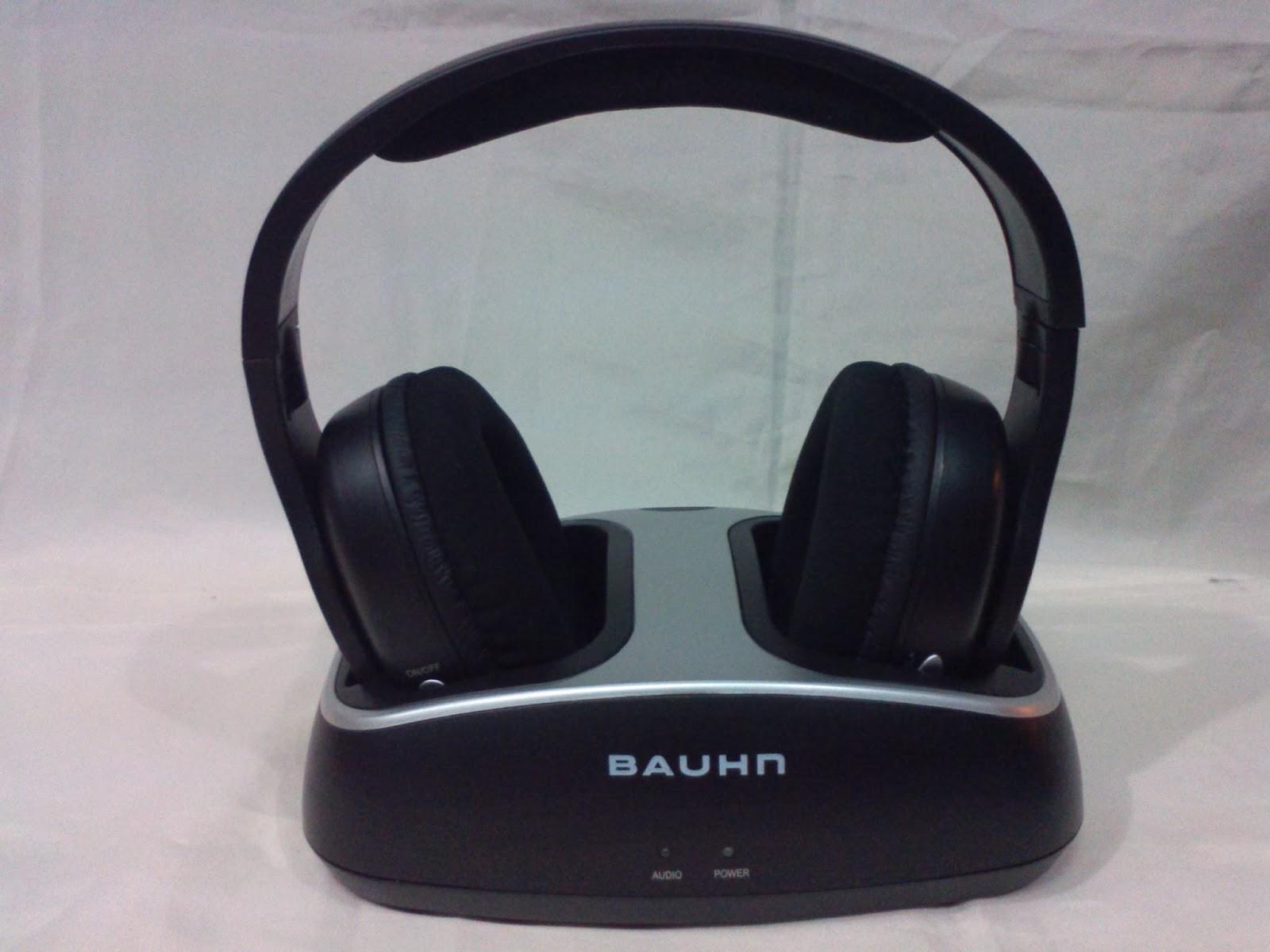 bauhn wireless headphones instructions