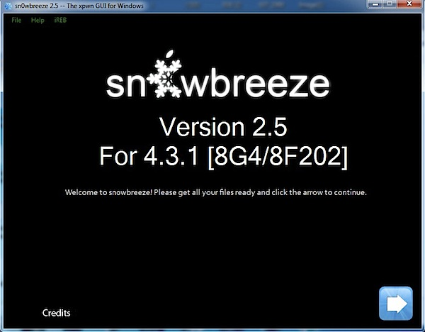 SNOWBREEZE 2.5