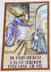 Siervo de Dios, Beato Padre Cristobal de Santa Catalina