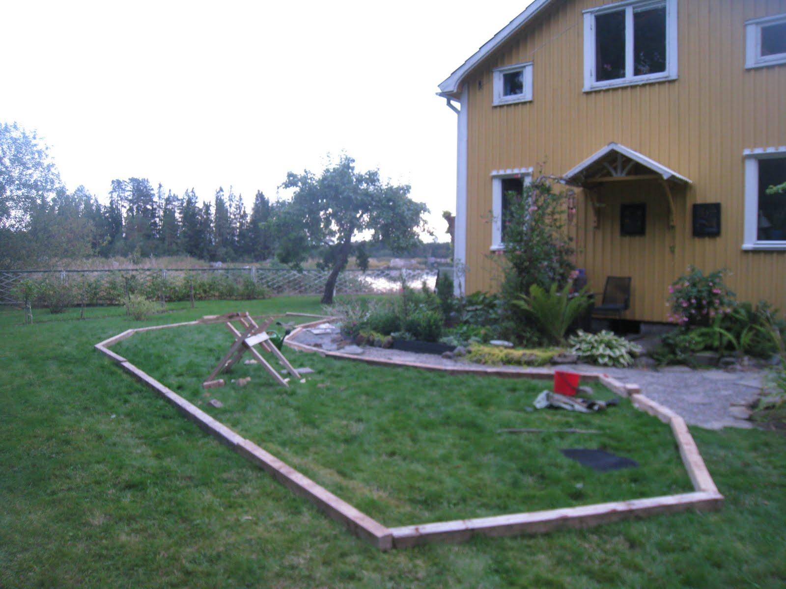 En Trädgårdsälskares betraktelser: Mer Maråkersträdgård