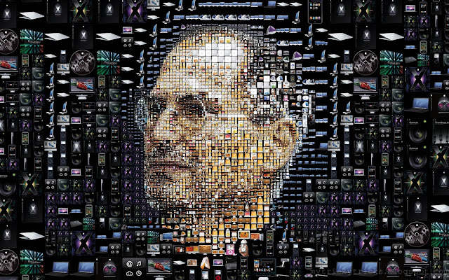 steve jobs wallpapers, wallpapers of steve jobs, apple wallpaper, steve jobs and apple