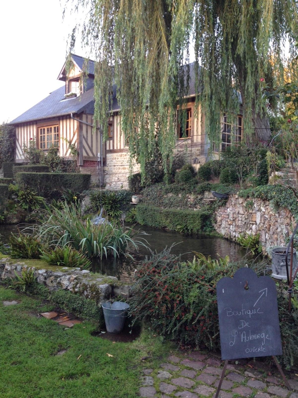 L'Auberge de La Source - Barneville - Normandie