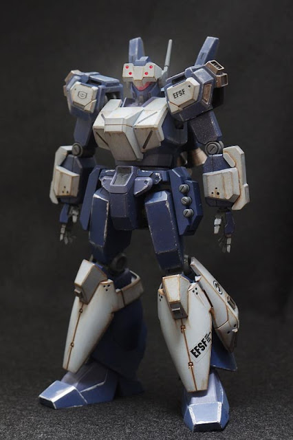 HGUC Jegan review