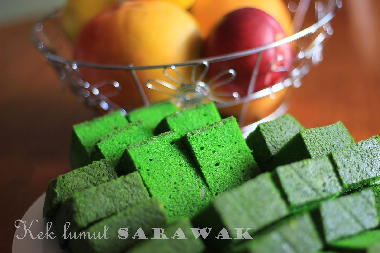resepi kek durian