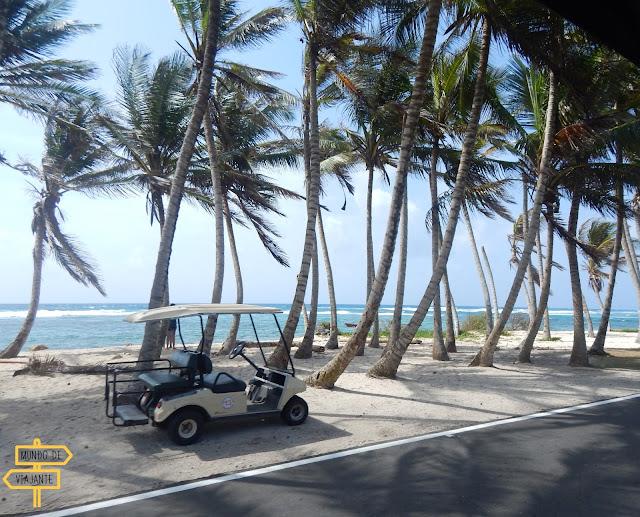 Playa de San Luis San Andrés