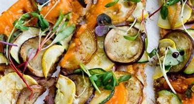 Market Mediterranean Pizza