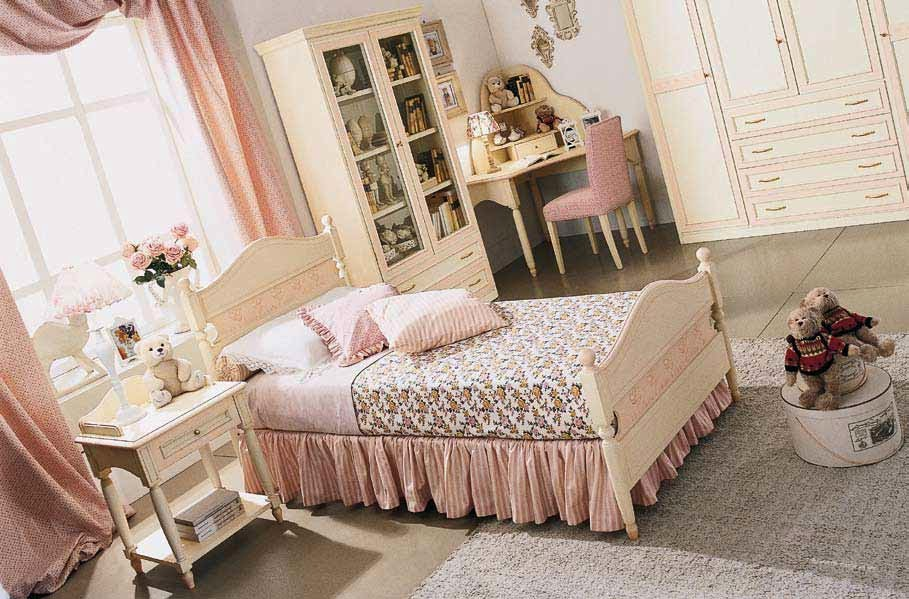 Cosmomum 9 camerette in stile provenzale - Camerette stile country chic ...