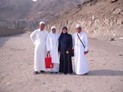 Umrah dan Ziarah, AKC 2009.