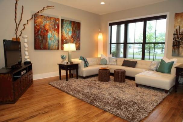 15 contoh dekorasi sofa dengan dekorasi bantal kecil