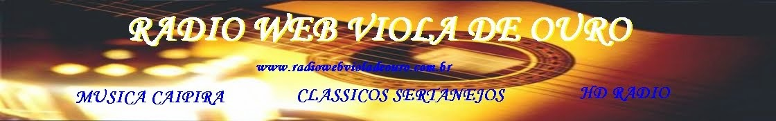 RADIO WEB VIOLA DE OURO - HD RADIO