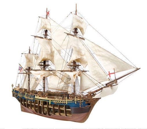Gambar Kapal Layar Perang Fegate