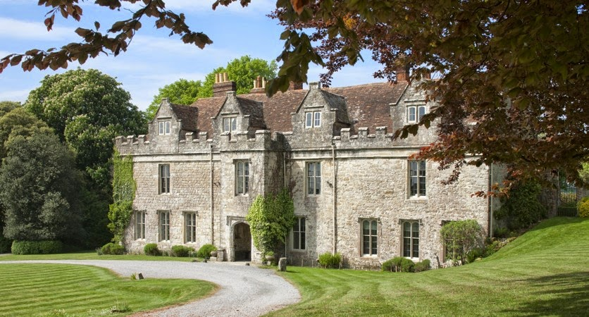 Boughton Monchelsea Place is private property, but can be rented for