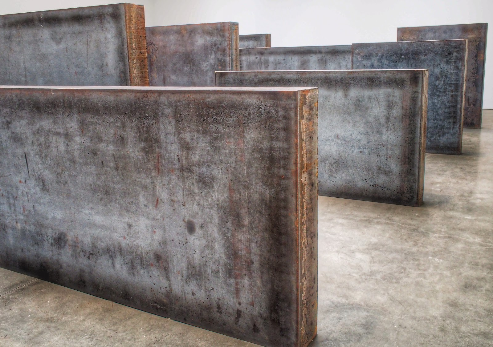 Intervals :: Richard Serra, Expedition #RichardSerra #NYC 2013