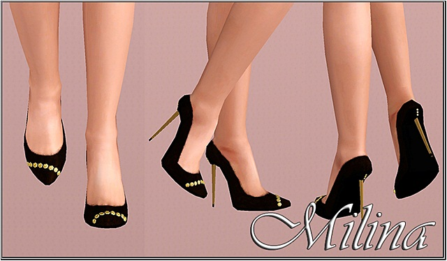 Classic Pumps by Milina
