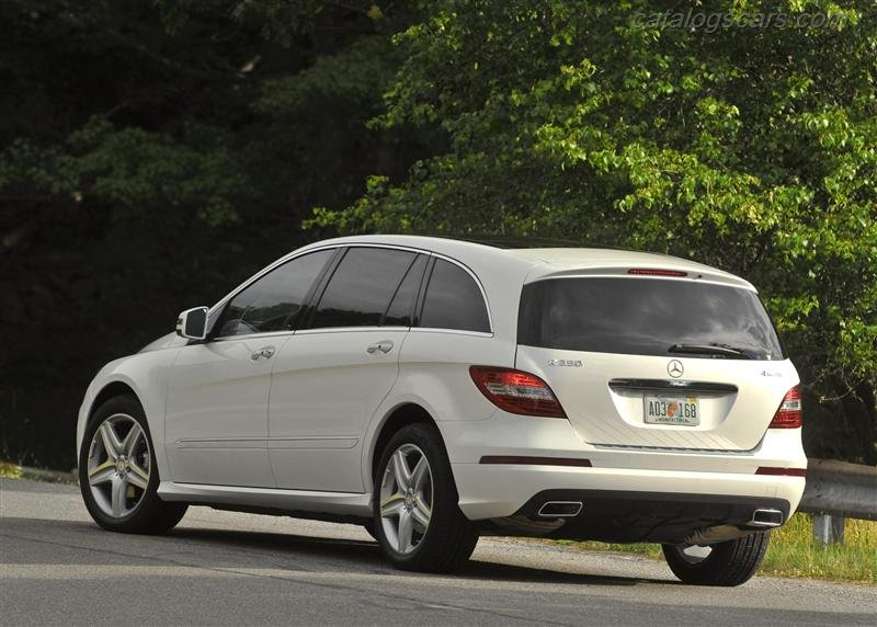 صور سيارة مرسيدس بنز R كلاس 2013 - اجمل خلفيات صور عربية مرسيدس بنز R كلاس 2013 - Mercedes-Benz R Class Photos Mercedes-Benz_R_Class_2012_800x600_wallpaper_17.jpg