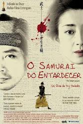 Baixar Filme O Samurai do Entardecer (Legendado) Online Gratis