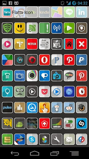 Icon Pack Android