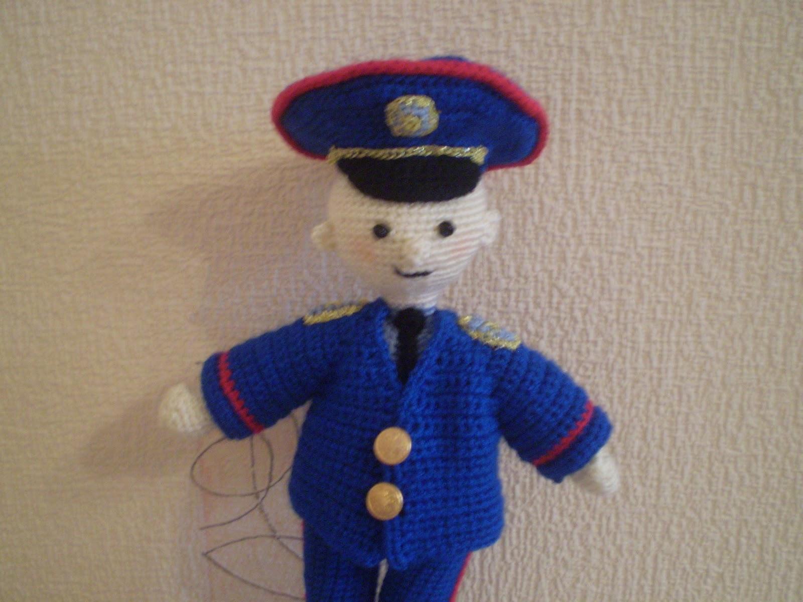 Поделка дядя степа милиционер