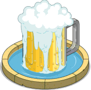 Duff Beer Fountain