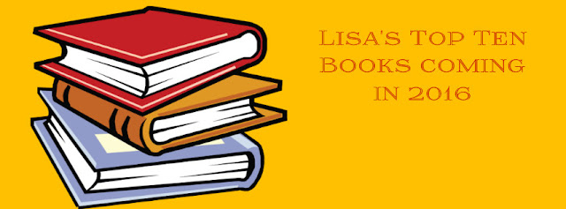 Lisa's Top 10 Books For 2016