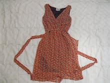 Vestido Lyla Lyla Tamanho M