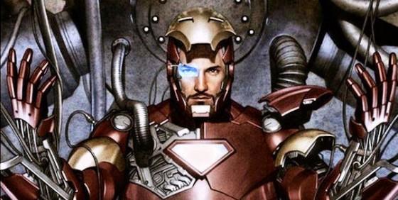 iron man extremis