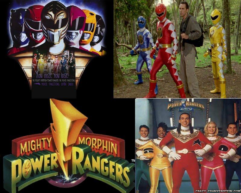 Wallpapers Photo Art: Power Rangers Wallpaper, Picture, Image, Desktop ...