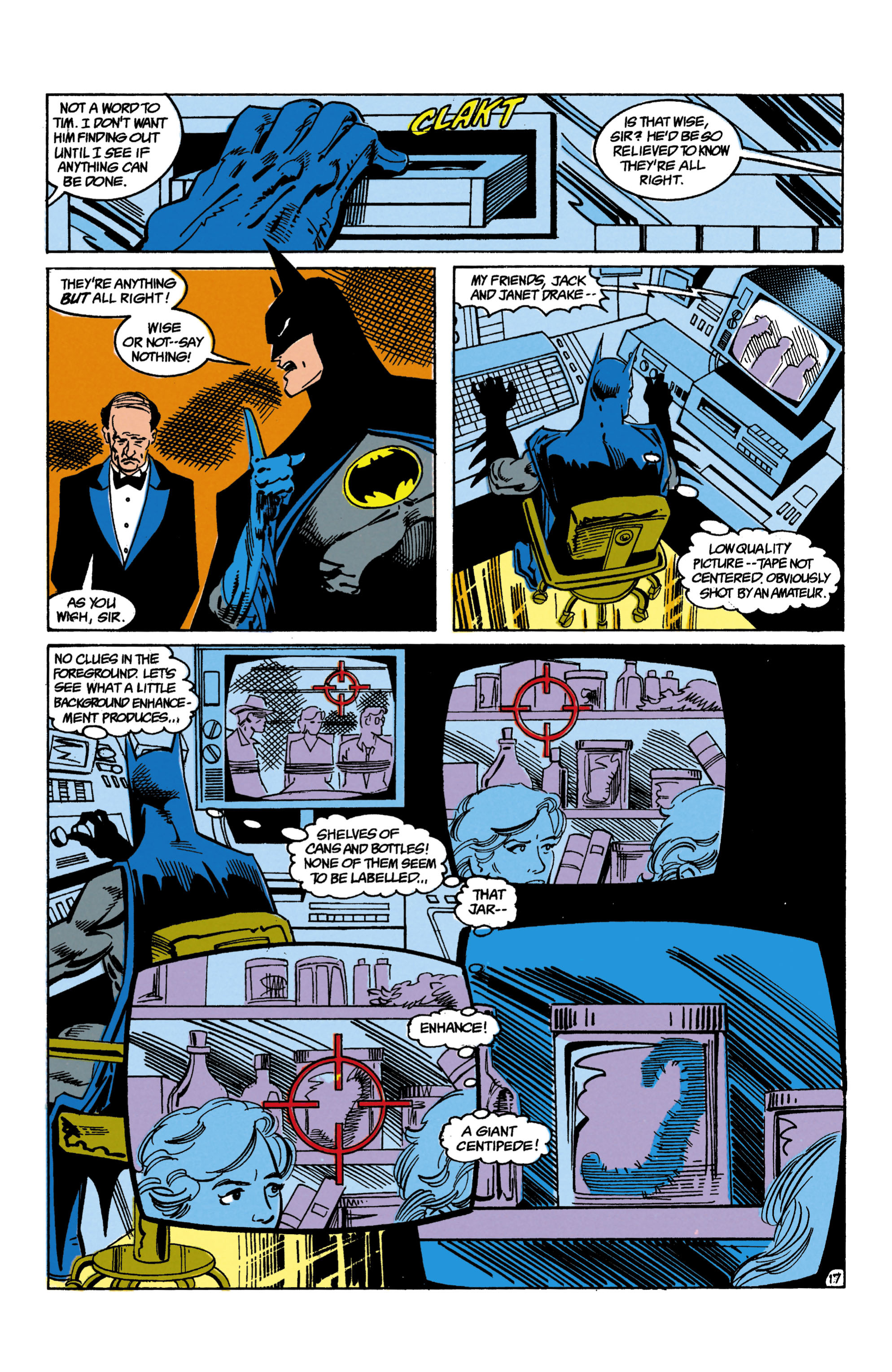 Detective Comics (1937) Issue #619 Page 18