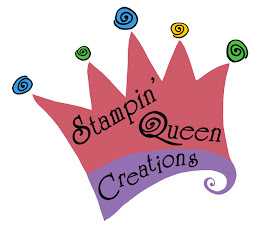 Stampin&#39; Queen Creations Logo