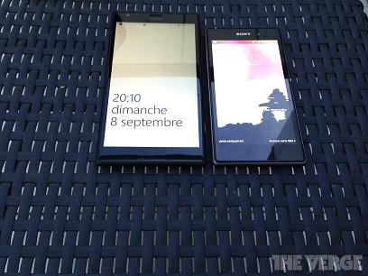 mobile,phone,Xperia Z, Lumia 1520