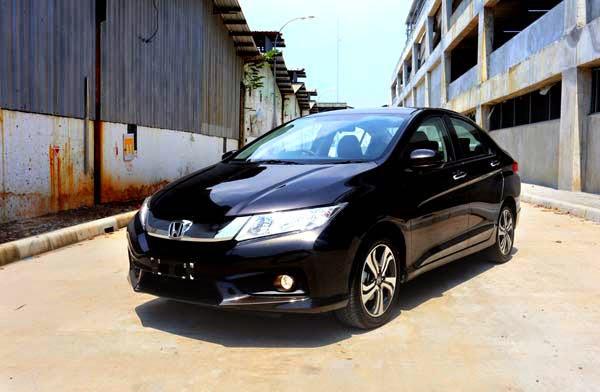 Kehadiran Generasi Honda All New City