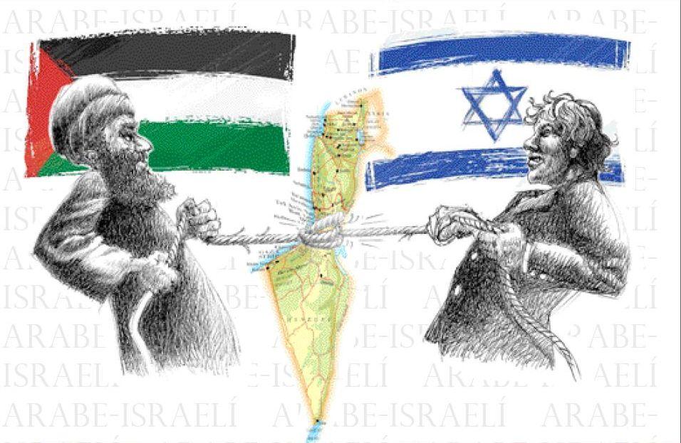 VIDEO Conflicto Palestino israelí: para comprender el origen de la destrucción
