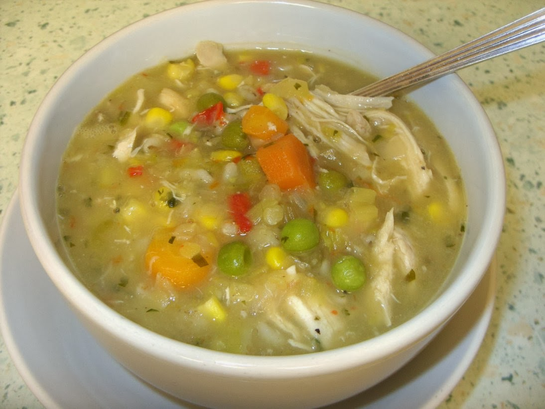 thick vegetable soup of vegetable or chicken next thick vegetable soup ...