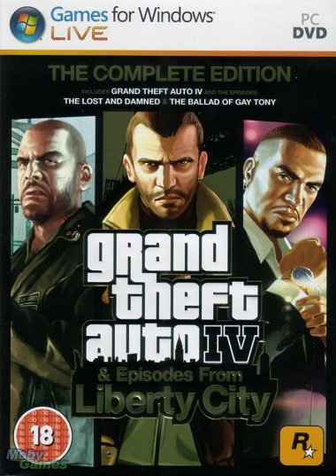 gta iv complete edition download