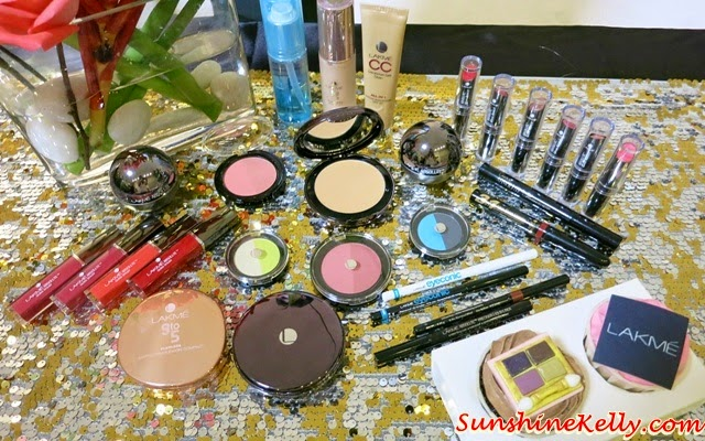 Skin is In, Sweet Siren, Young Diva Look with Lakme, Lakme Malaysia, Lakme Cosmetics