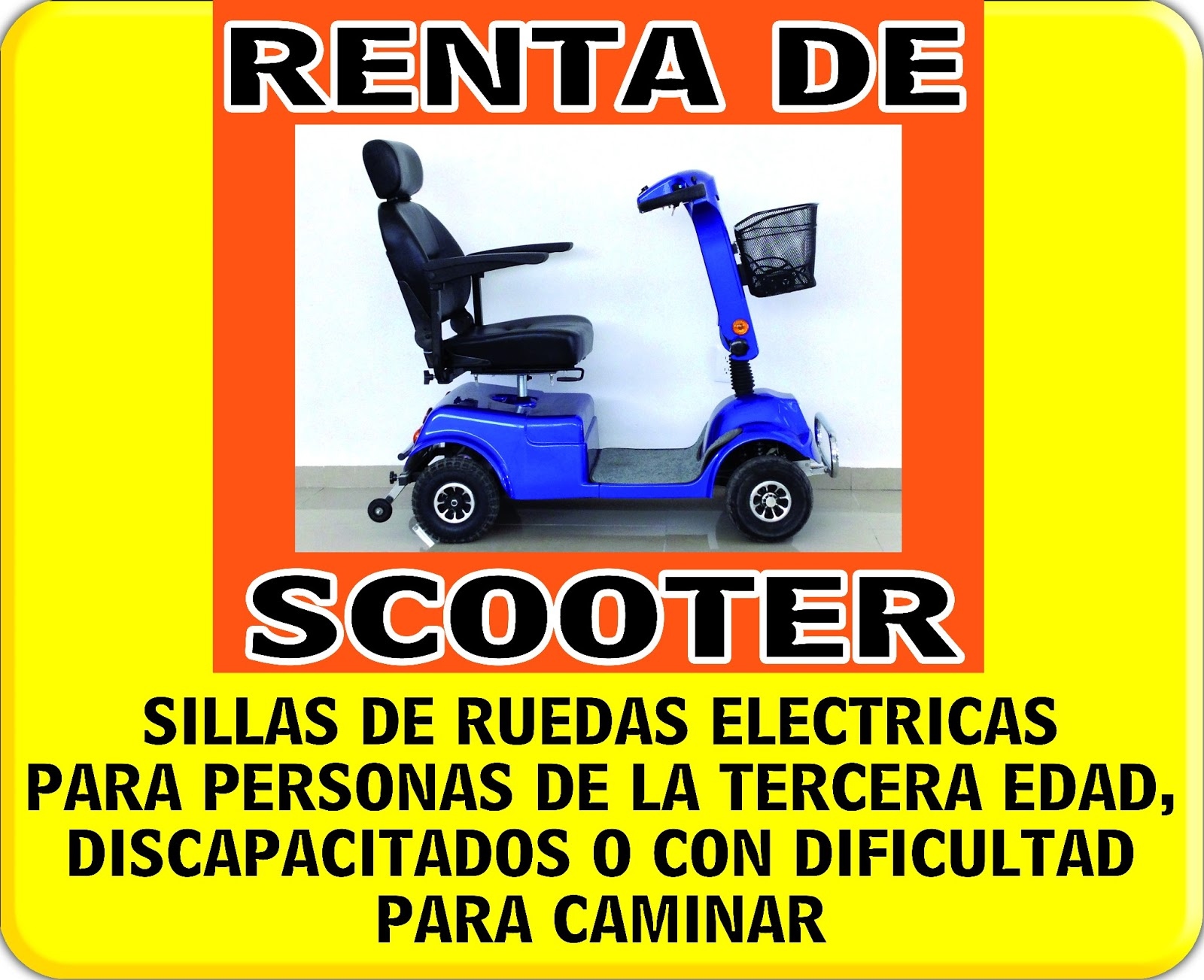 Sillas de ruedas electricas scooters cancun - Ruedas para muebles ...