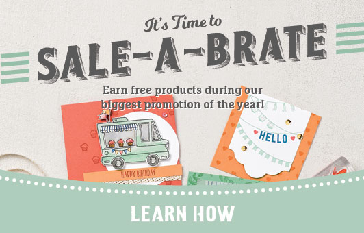 Sale-A-Bration Promotion