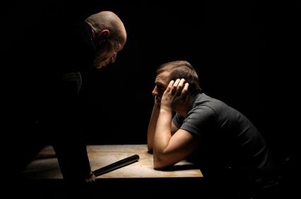 Interrogatoire de Loorenw Interrogator