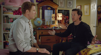 Daddy's Home starring Will Ferrell and Mark Wahlberg