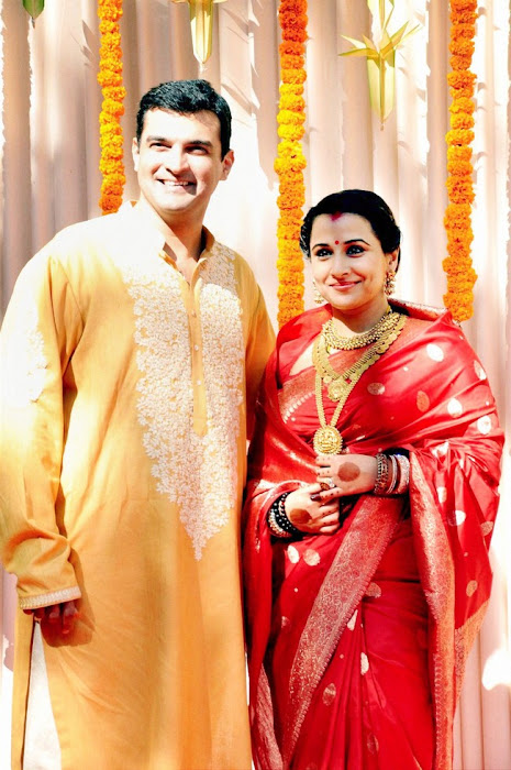 vidyabalan marriage latest photos