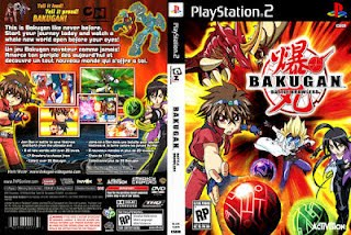 Download - Bakugan Battle Brawlers - PS2 - ISO