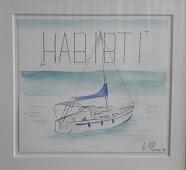 NEW: Diario di bordo di Habibti (English version / version Française)