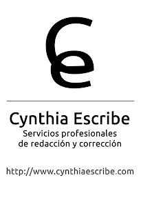 CYNTHIA ESCRIBE