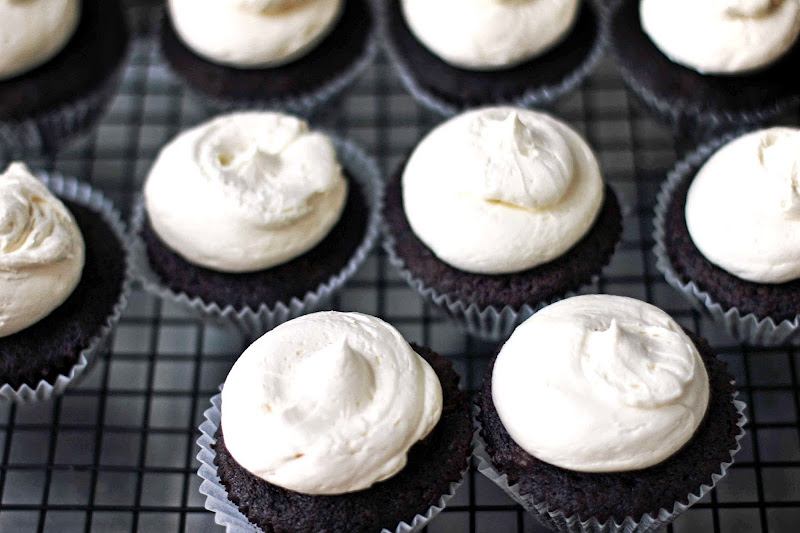 ... Honey: Coconut Mocha Cupcakes with Coconut Frosting and Mocha Drizzle